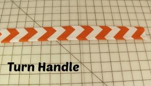 turn handle