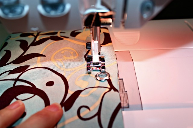 sewing casing