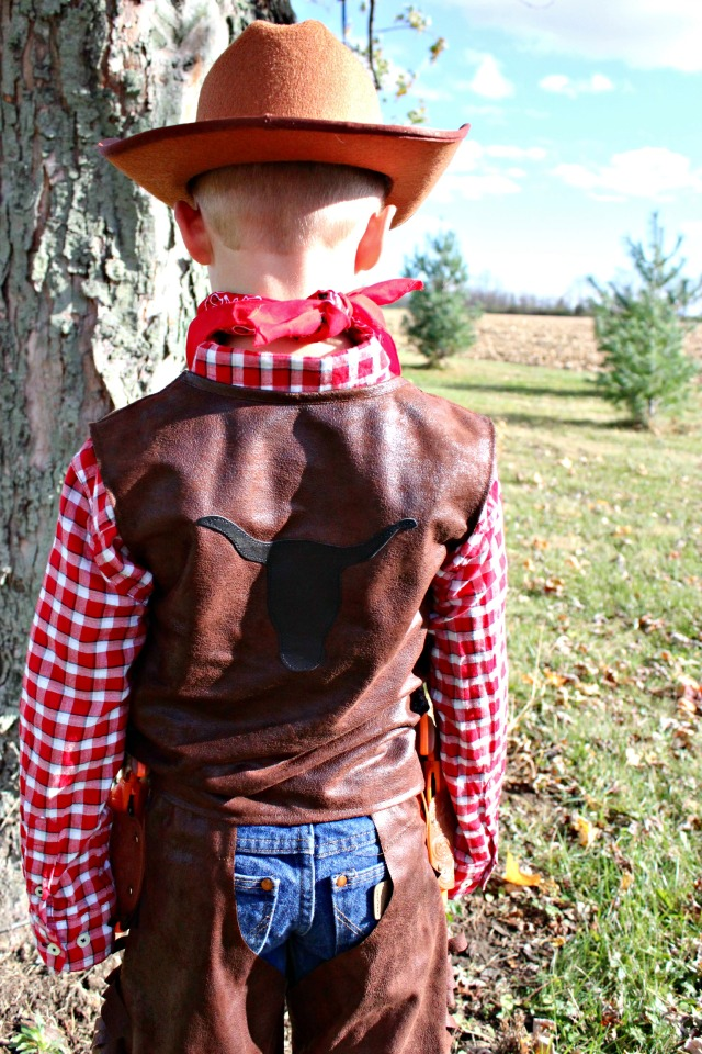 DIY Cowboy Vest